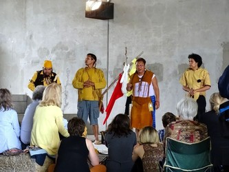 Native History with Pulse: Inspiring Journey of Thousand Years