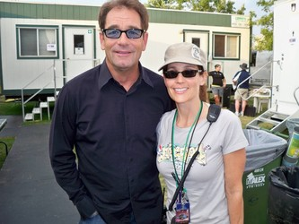 Glenna's Drive: 21 Years on the Road for Bluesfest Volunteer
