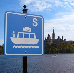 Creating a Green Splash in Ottawa with the Aquabus