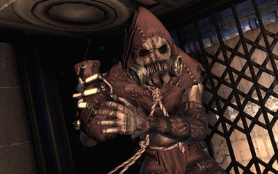 """Putting the """"Science"""" in """"Science Fiction"""" - Scarecrow"""