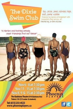 Phoenix Players: The Dixie Swim Club