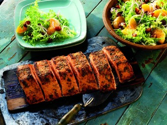 Master the Art of Grilling Salmon
