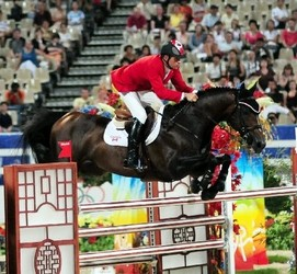 Canada loses show jumping superstar