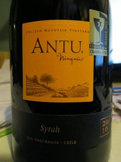 A Hidden Chilean Gem Left Over from the Holidays