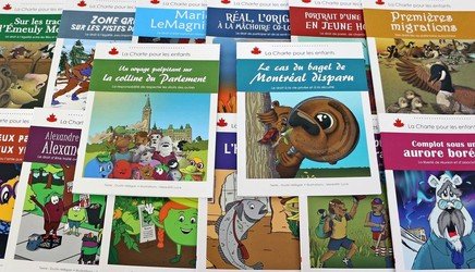 Teach Your Child About the Charter of Rights in a Cute and Fun Way