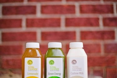 Prepare for Spring with Total Cleanse
