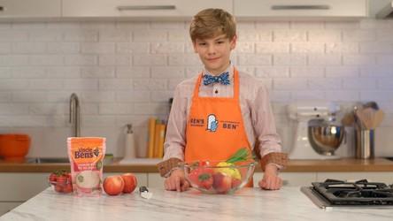 Logan Guleff Wants to Get Kids Cooking!