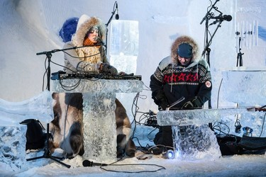 The Frozen Sound of Ice Music: World-renowned ice musician Terje Isungset will perform in Ottawa on instruments made of ice.
