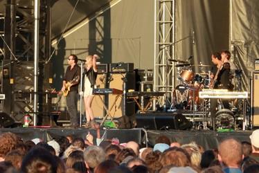 Wednesday's Bluesfest is an Alternative-Rock Dream