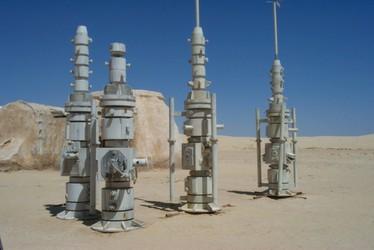 Changing the Future: Moisture Vaporators