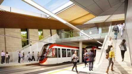 City Must Put Western LRT into Underground Tunnel: Partially Buried Trains Won't Save Parkway Greenspace