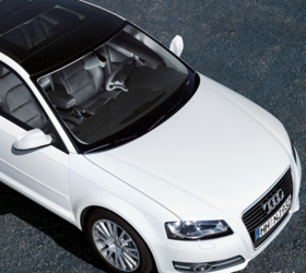 Performance, Style, Grit ~ The Audi A3 Enough Room for My Hockey Equipment and Stick