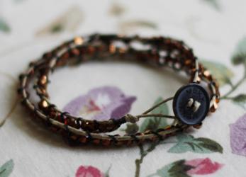DIY: Hemp Bracelets