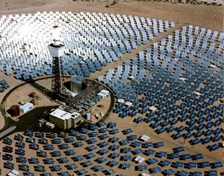 "Putting the ""Science"" in ""Science Fiction"" - Solar Power"