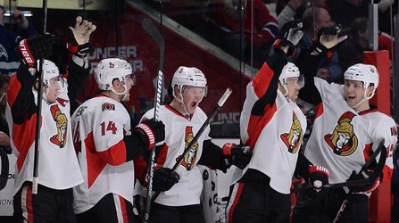 The Importance of Sample Size and the Senators' Hot Start
