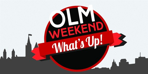 Weekend What's Up - April 22nd to April 24th