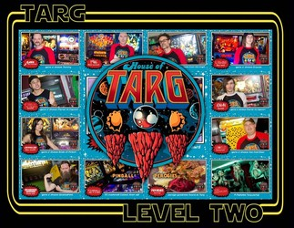 House of Targ Levels Up