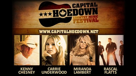 Gearing Up for Capital Hoedown 2011