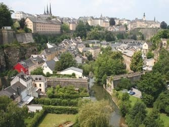 BELGIUM AND LUXEMBOURG — The Way Life Should Be