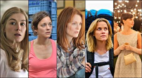 Celebrating the Women of the Oscars