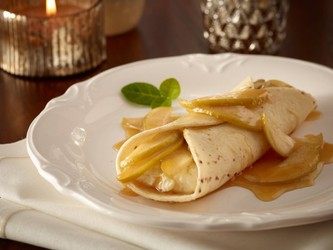 Udi's Caramelized Apple Ricotta Mexican Crepe