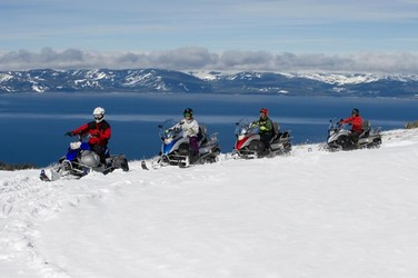 Lake Tahoe--America's Backyard Wants You to Come Play