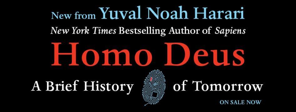yuval noah harari books