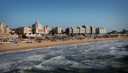 The seaside resort of Scheveningen with the famous Steigenberger Kurhaus Hotel PHOTO: PIERRE CROM