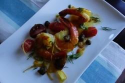 Shrimp Assyrtiko