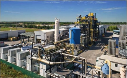 Plasco's innovative Trail Road facility recovers energy from waste otherwise destined for landfills and converts it into synthetic gas. It's the world's first and only commercial-scale facility to demonstrate this technology. (Photo: Phylip Allain)