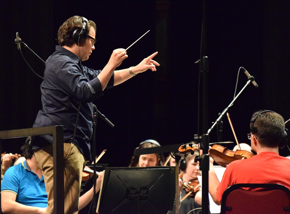 Martin MacDonald directs the NAC Orchestra on June 13.