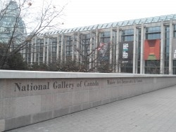 National Gallery of Canada - Downtown Art Scene
