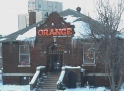 Orange Art Gallery -West Side