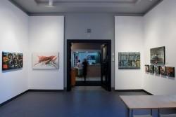 """Obdurate I Endurci"" Ottawa Art Gallery ART Rental & Sales. Photo credit: David Barbour."