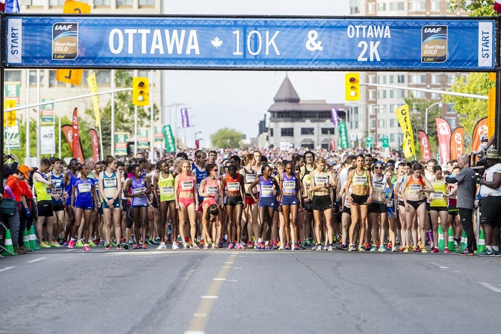 Ottawa Marathon May 23 2015  © Photo by Francois Laplante / Rémi Theriault