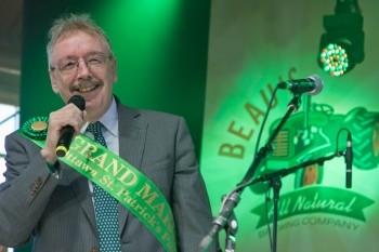 Irish Ambassador to Canada John Raymond Bassett