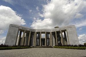 Mardasson Memorial. Photo: JL Flemal