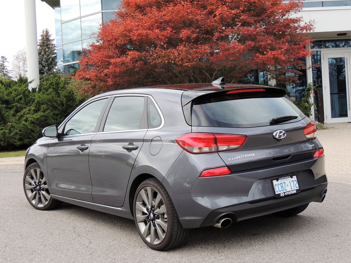 Can Elantra Gt Take On The Best From Europe