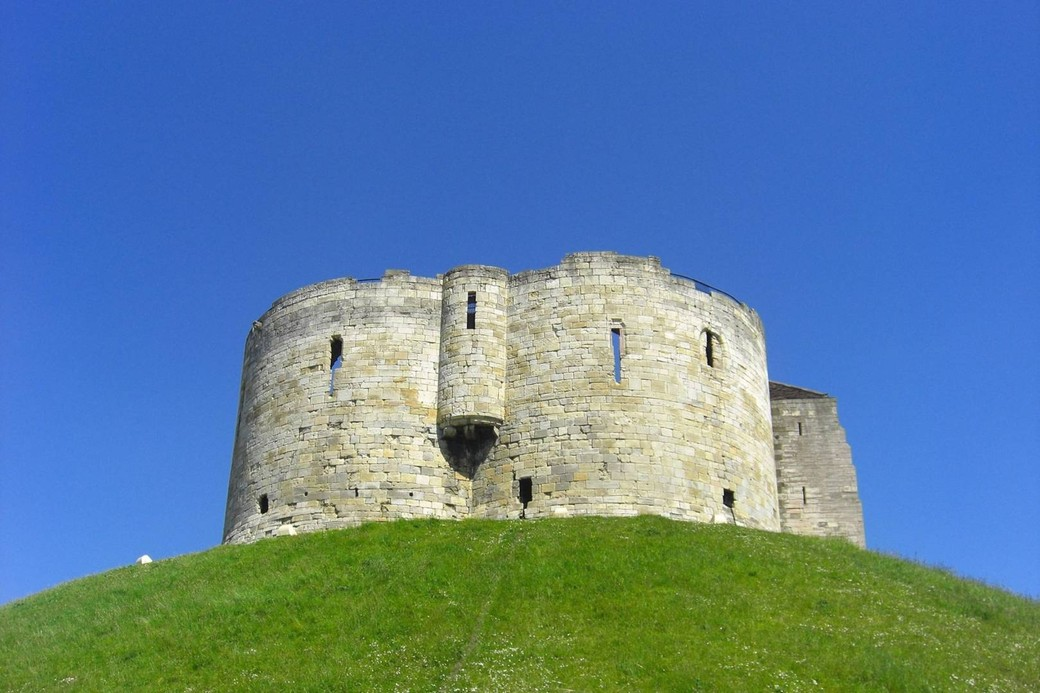 Cliffords Tower, England