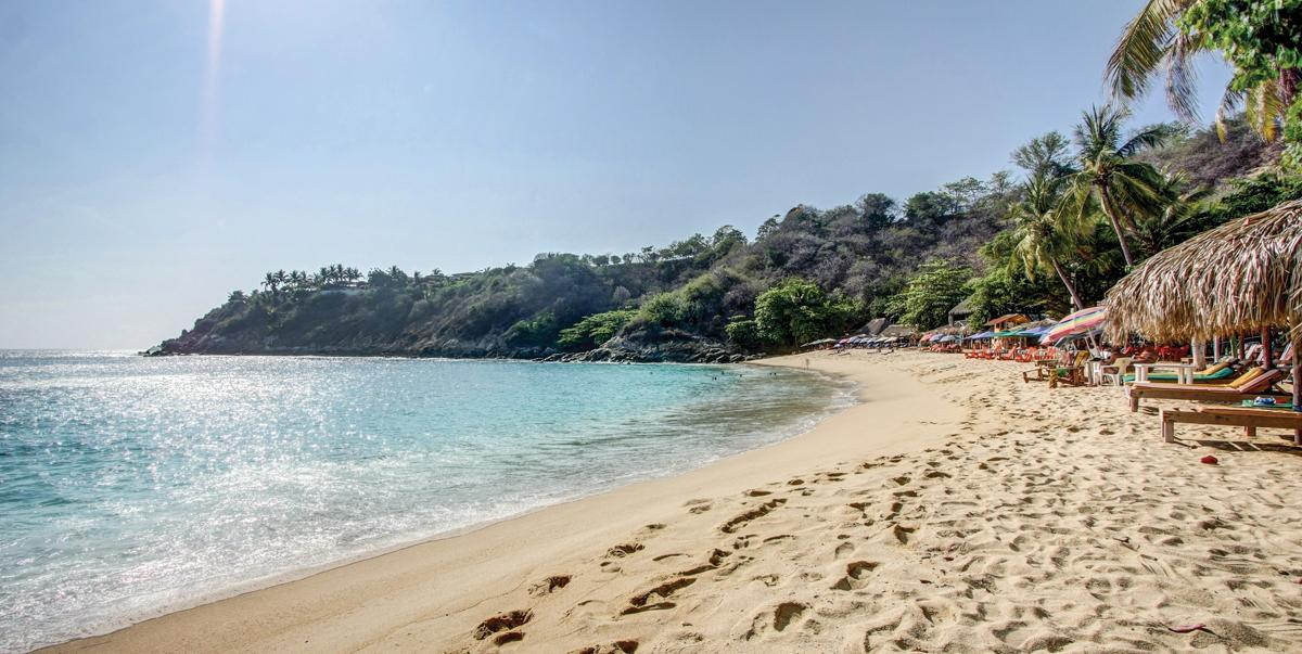 oaxaca s emerald coast