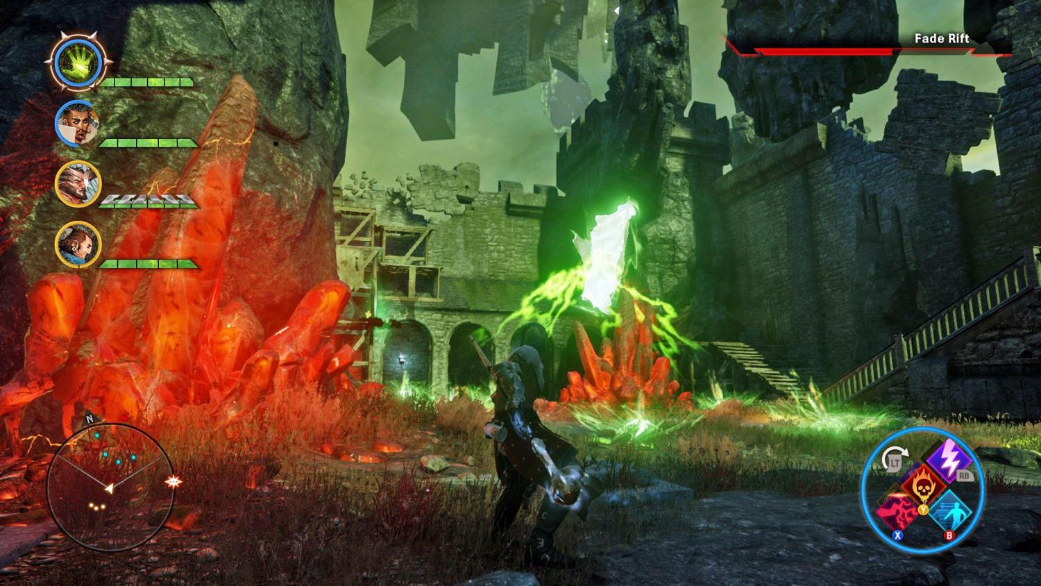 Olmgamer Dives Back Into Thedas In Dragon Age Inquisition