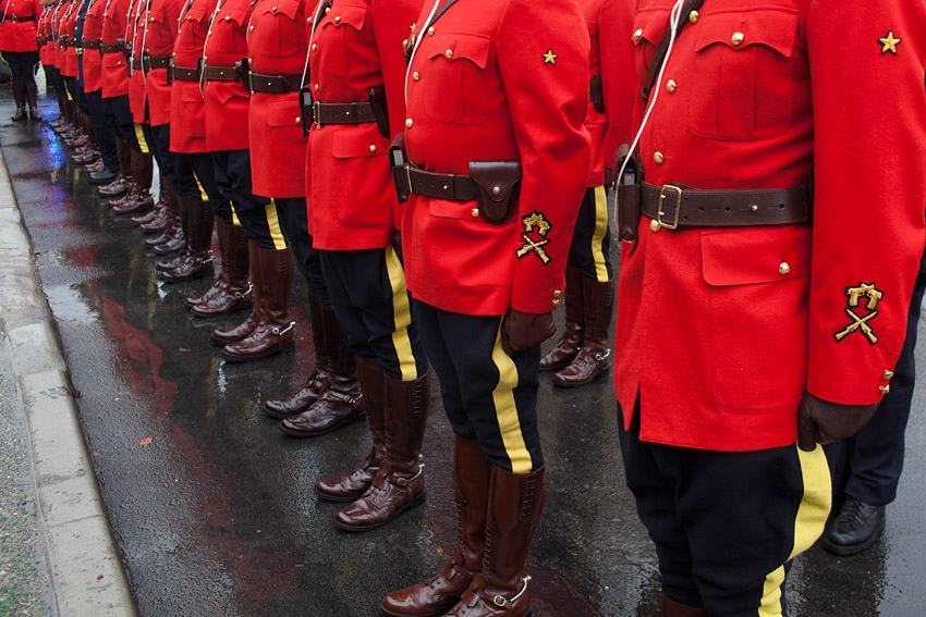 The RCMP at the Point of No Return