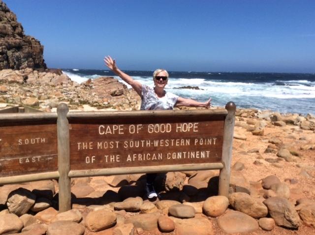 Seductive South Africa