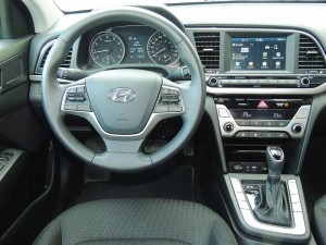 The new dash layout is more straightforward with swoops and curves replaced by horizontal groupings. A seven-inch touchscreen (as shown) and optional eight-inch unit manage infotainment.