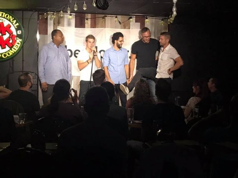 Capital Comedy Review: More semi-finals, Jeremy Hotz and a