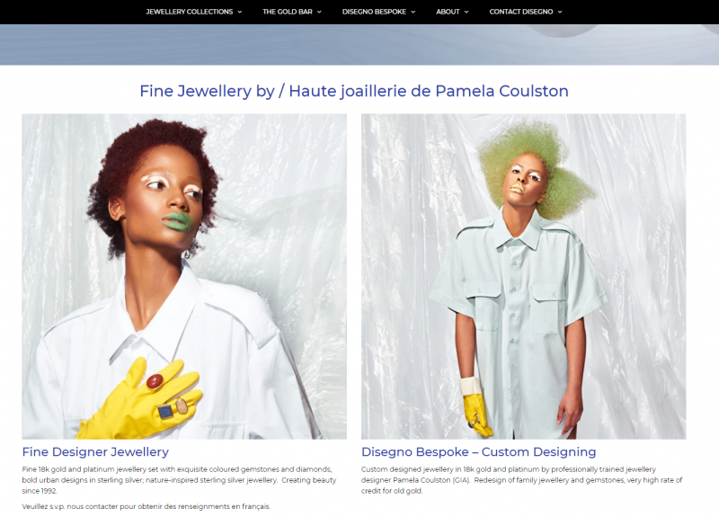 New website, same address: Disegno launches new online look