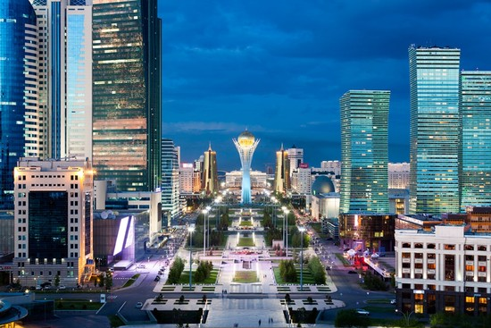 Astana – Modern Wonder of the World