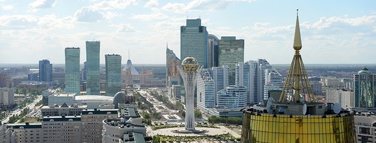 Kazakhstan Is Moving Ahead