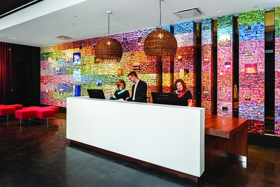 Ottawa Welcomes the Colourful Alt Hotel to the Nation's Capital