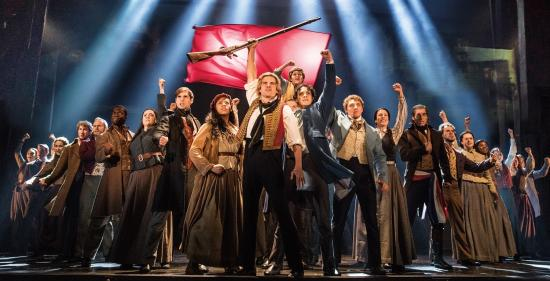 "Les Misérables redux is still ""Master of the House""!"